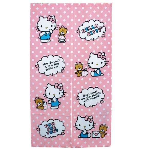 BG110091 Hello Kitty 長門簾-點心