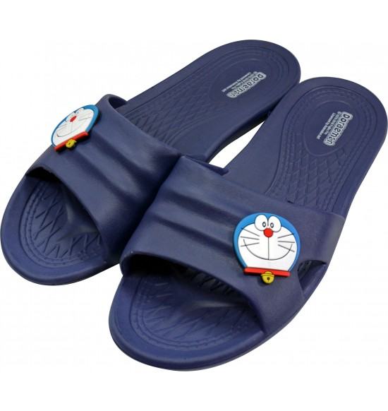 DM-618 多啦A夢Q頭拖鞋