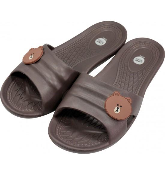 LN-618 熊大Q頭拖鞋