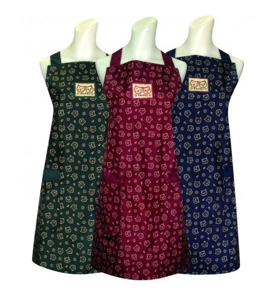 C577 招財貓(防水)圍裙