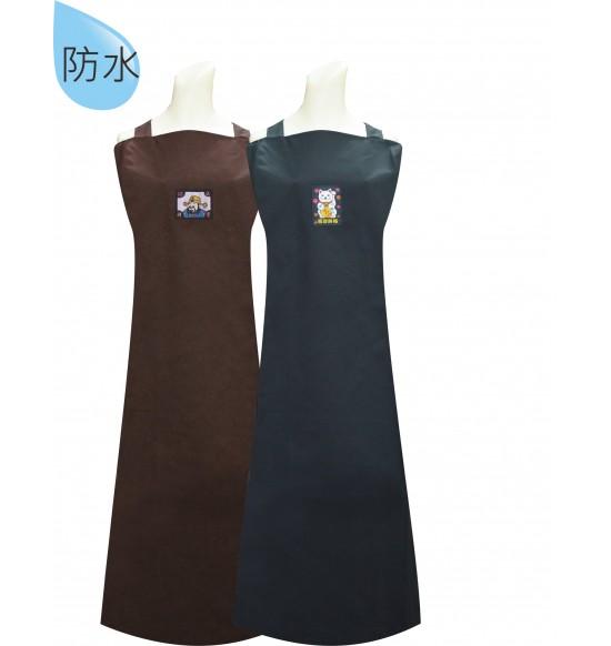 C578 財神防水加長版圍裙 (厚)