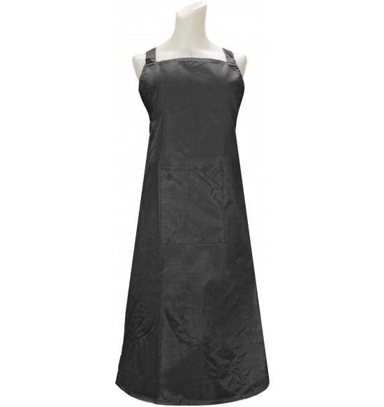 HM525 素色防水防油圍裙(掛脖式)