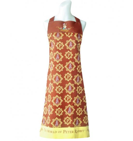 HS555彼得兔電繡線框圍裙