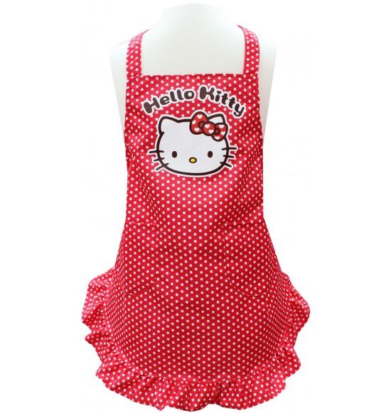 KT-0421 Hello Kitty 圍裙--兒童