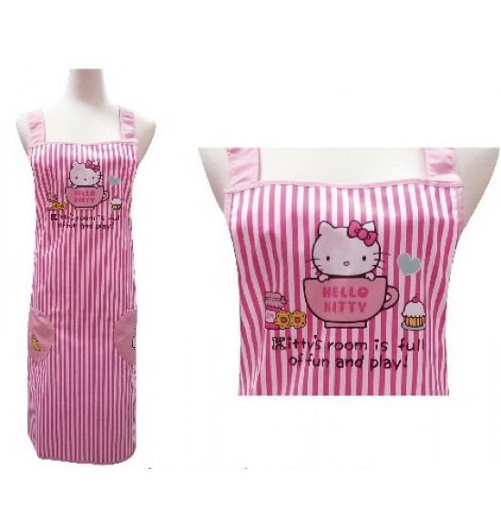 KT0836 Hello Kitty 下午茶圍裙
