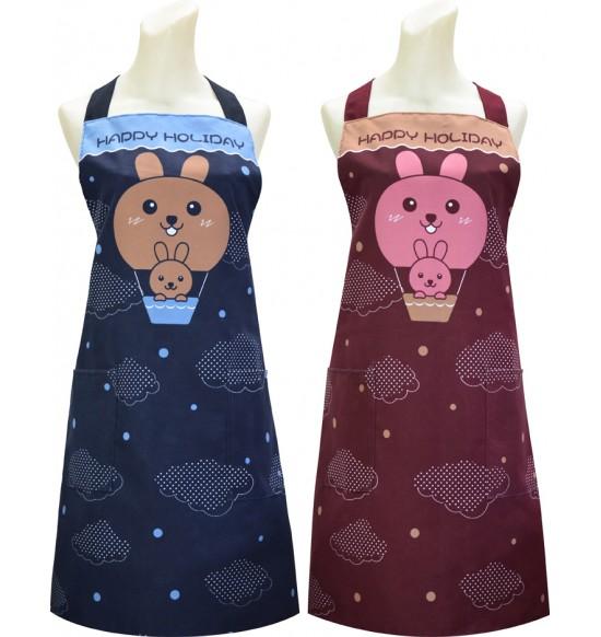TT524 兔子熱氣球圍裙