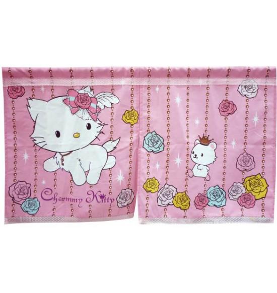 Charming Kitty短門簾