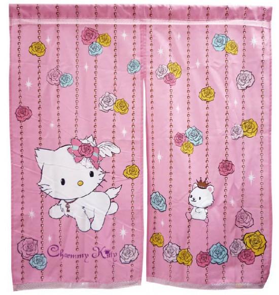 Charming Kitty中門簾