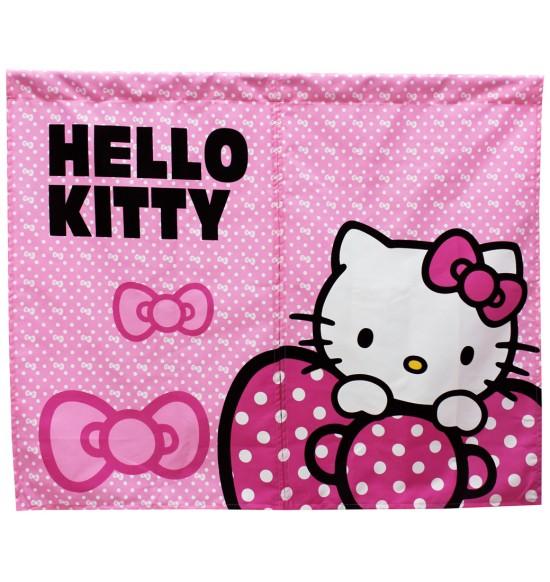 Hello Kitty 蝴蝶結中門簾