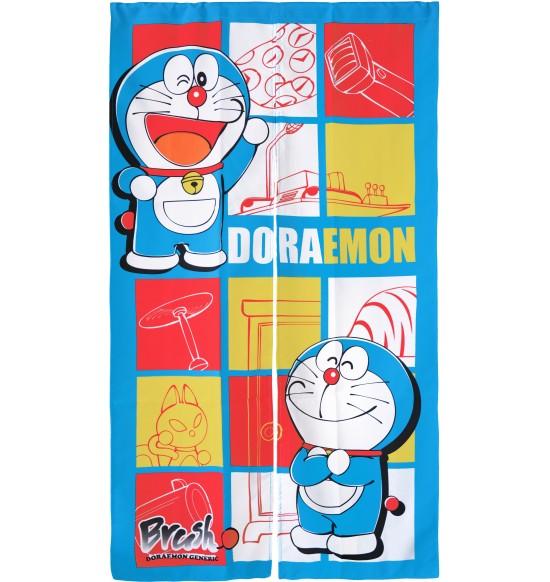 RDMO002B-01 哆啦A夢百變道具長門簾