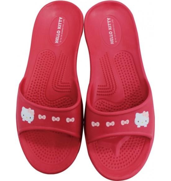Hello Kitty 超輕量環保室內拖鞋